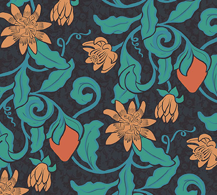 surface pattern illustration and design by Limor Farber
