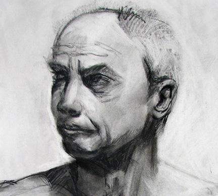 portrait illustration by Limor Farber