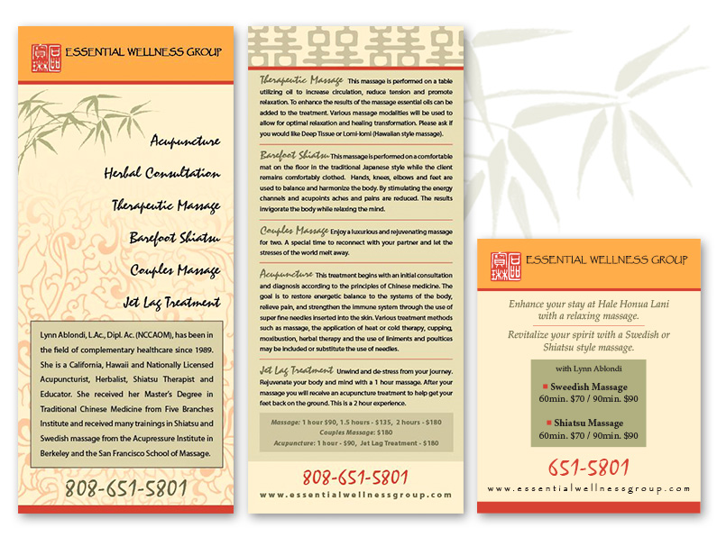 brochure: Essential Wellness