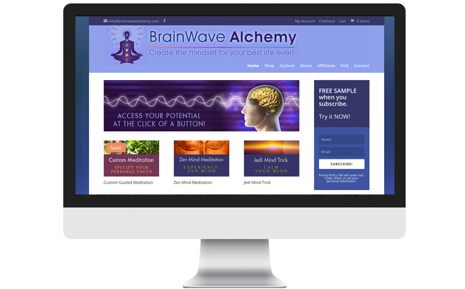 BrainWave Alchemy