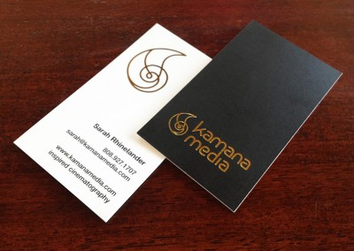 Kamana Madia | card design