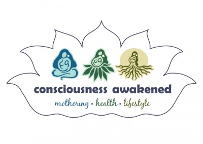 logo design: Consciousness Awakened