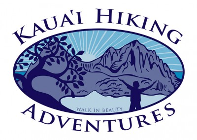 logo design: Kauai Hiking Adventures