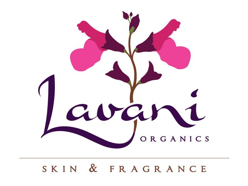 logo design: Lavani Organics