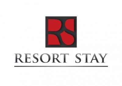 logo design: Resort Stay