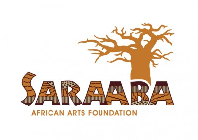 logo design: Saraaba African Arts Foundation