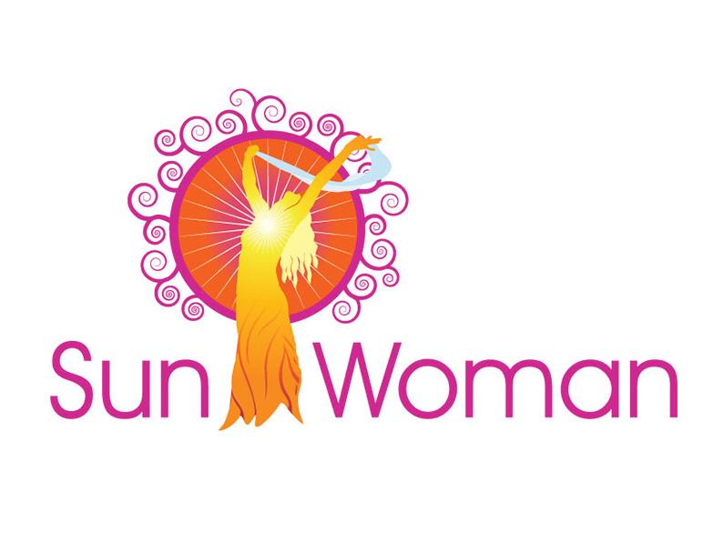 logo design: SunWoman