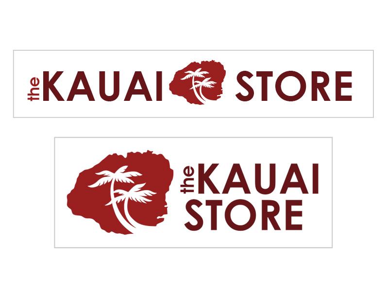 logo design: The Kauai Store