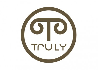 logo design: Truly Fragrances
