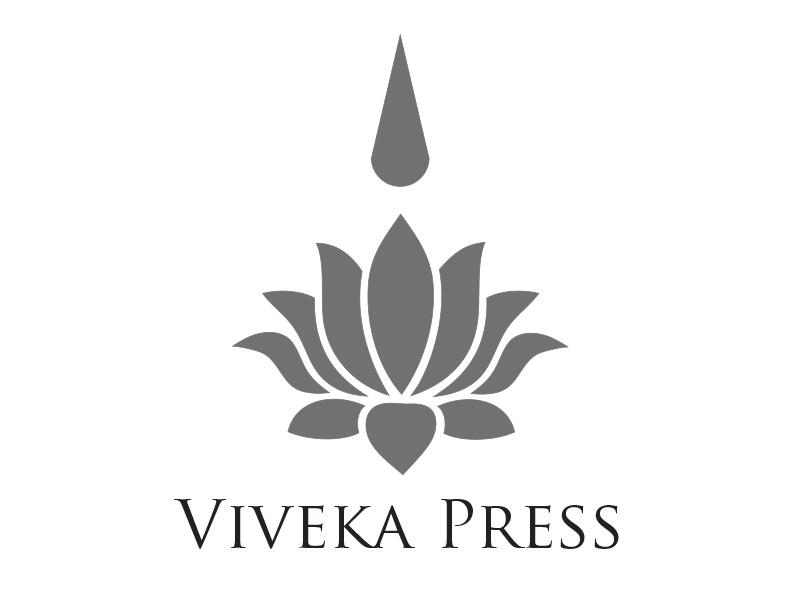 logo design for Viveka Press by Limor Farber Design Studio