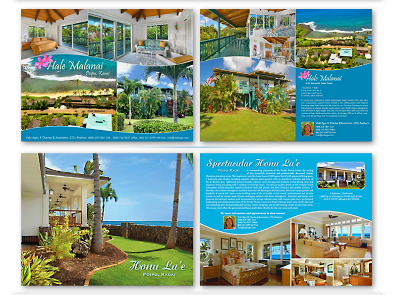 magazine ad design: Real Estate