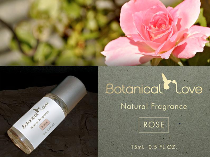 BL Rose | package design