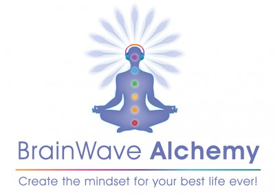 logo design: BrainWave Alchemy