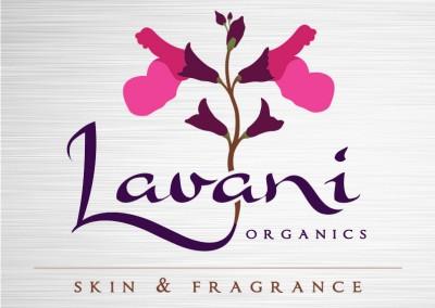 Lavani Organics | logo design
