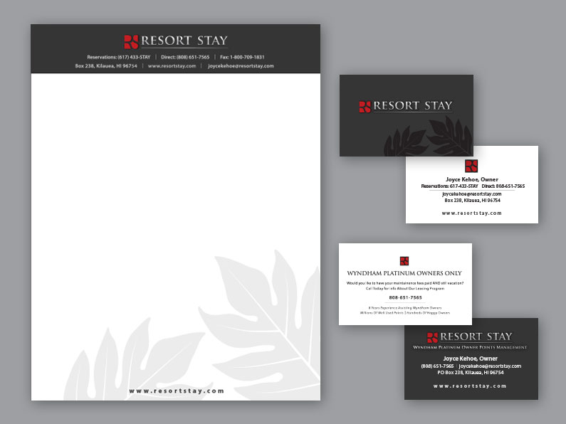 RS Collateral Design