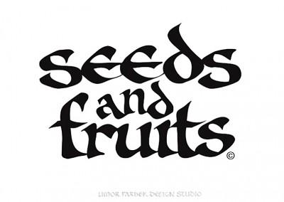 calligraphy_seeds-fruits_limorfarberdesignstudio