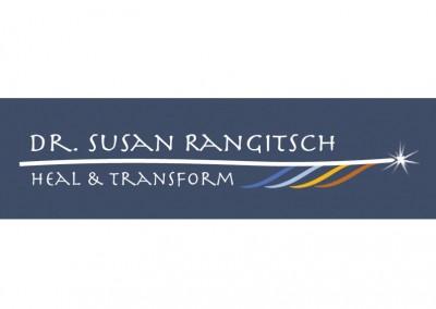 Susan Rangitsch logo design by Limor Farber Design Studio